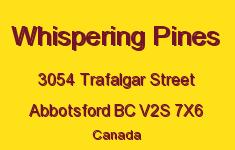Whispering Pines 3054 TRAFALGAR V2S 7X6