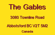 The Gables 3080 TOWNLINE V2T 5M2
