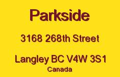 Parkside 3168 268TH V4W 3S1
