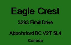 Eagle Crest 3293 FIRHILL V2T 5L4