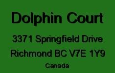 Dolphin Court 3371 SPRINGFIELD V7E 1Y9