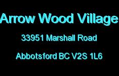 Arrow Wood Village 33951 MARSHALL V2S 1L6