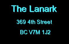 The Lanark 369 4TH V7M 1J2