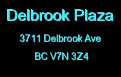 Delbrook Plaza 3711 DELBROOK V7N 3Z4