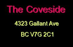 The Coveside 4323 GALLANT V7G 2C1