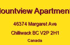 Mountview Apartments 46374 MARGARET V2P 2H1
