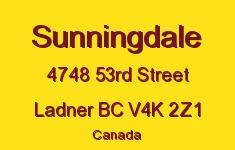 Sunningdale 4748 53RD V4K 2Z1