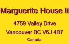 Marguerite House Ii 4759 VALLEY V6J 4B7