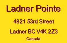 Ladner Pointe 4821 53RD V4K 2Z3
