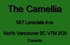 The Camellia 567 LONSDALE V7M 2G6