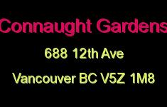 Connaught Gardens 688 12TH V5Z 1M8