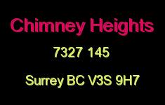 Chimney Heights 7327 145 V3S 9H7