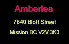 Amberlea 7640 BLOTT V2V 3K3