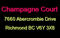 Champagne Court 7660 ABERCROMBIE V6Y 3X8