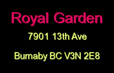 Royal Garden 7901 13TH V3N 2E8