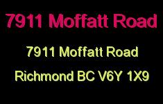 7911 Moffatt Road 7911 MOFFATT V6Y 1X9
