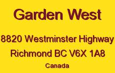 Garden West 8820 WESTMINSTER V6X 1A8