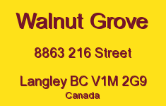 Walnut Grove 8863 216 V1M 2G9