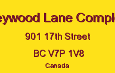 Heywood Lane Complex 901 17TH V7P 1V8