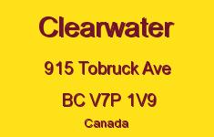 Clearwater 915 TOBRUCK V7P 1V9