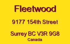Fleetwood 9177 154TH V3R 9G8