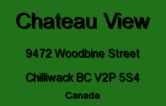 Chateau View 9472 WOODBINE V2P 5S4