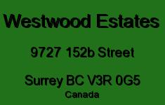 Westwood Estates 9727 152B V3R 0G5
