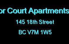 Tudor Court Apartments Ltd. 145 18TH V7M 1W5