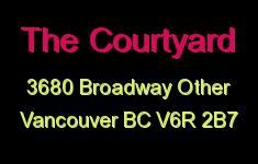 The Courtyard 3680 BROADWAY V6R 2B7