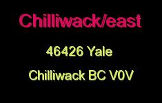 Chilliwack/east 46426 YALE V0V