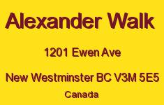 Alexander Walk 1201 EWEN V3M 5E5