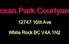 Ocean Park Courtyards 12747 16TH V4A 1N2