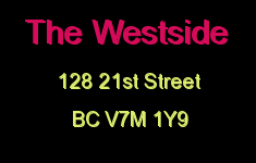 The Westside 128 21ST V7M 1Y9