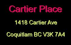 Cartier Place 1418 CARTIER V3K 7A4