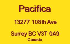 Pacifica 13277 108TH V3T 0A9