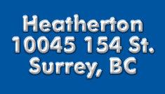 Heatherton 10045 154TH V3R 4J5