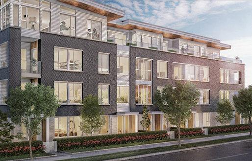 4080 Yukon Street, Vancouver, BC Apartment Rendering!