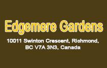 Edgemere Gardens 10011 SWINTON V7A 3S9