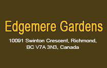Edgemere Gardens 10091 SWINTON V7A 3S9