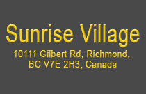 Sunrise Village 10111 GILBERT V7E 2H2