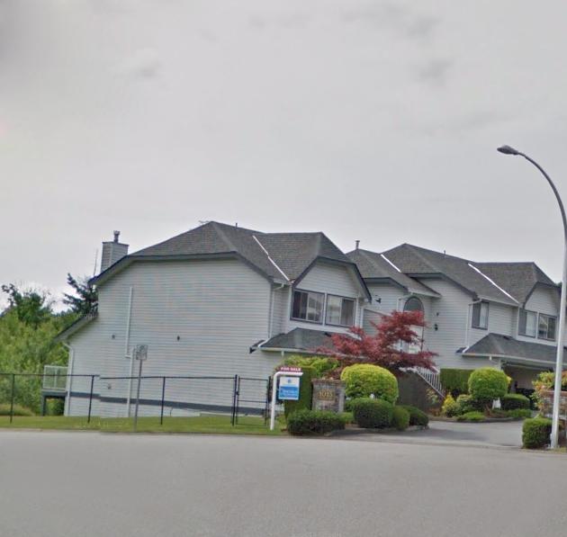 1015 Fraserview Port Coquitlam BC Exterior!