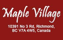 Maple Village 10391 NO 3 V7A 4V2