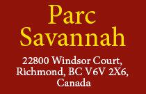 Parc Savannah 22800 WINDSOR V6V 2X6