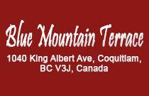 Blue Mountain Terrace 1040 KING ALBERT V3J 1X5
