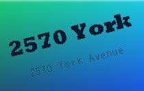 2570 York 2570 York V6K 1E3