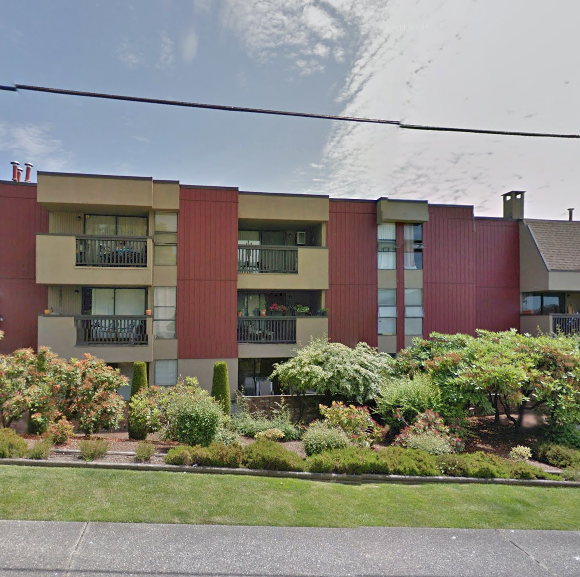1040 4th Avenue New Westminster BC Exterior !