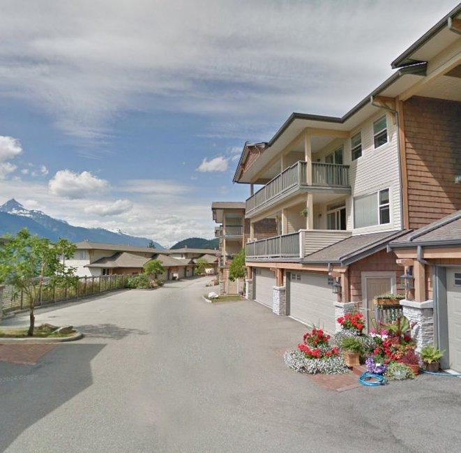1024 Glacier View Squamish BC Exterior!