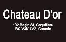 Chateau D'or 102 BEGIN V3K 4V2