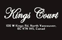 Kings Court 106 KINGS V7N 2L8