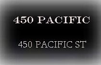 450 Pacific 450 Pacific V0V 0V0